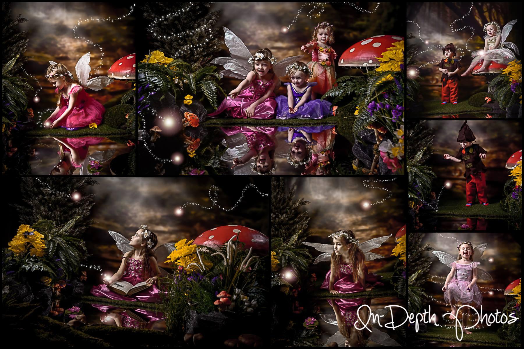 Fairy Portrait Photography